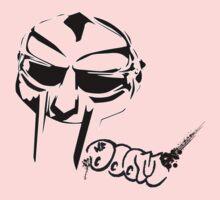 MF DOOM Shirt - The Mask Kids Clothes