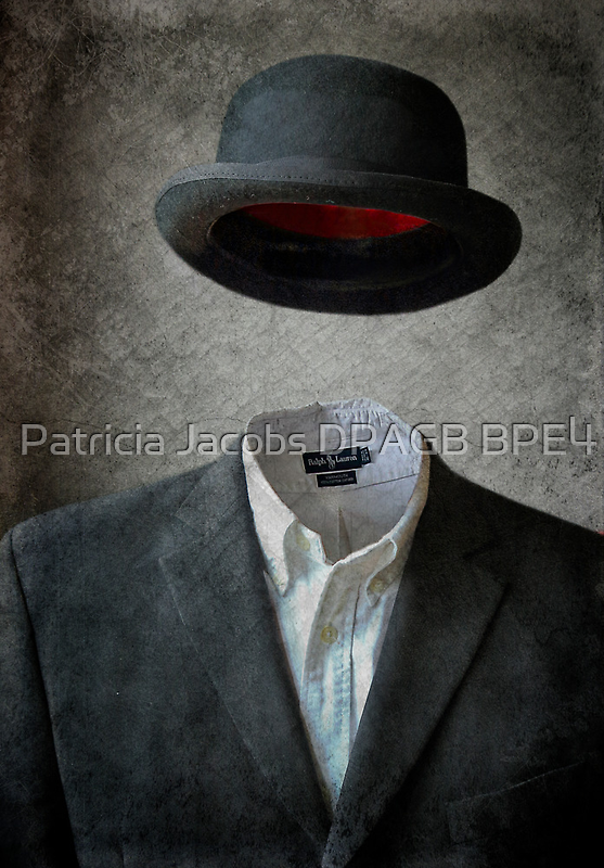 Invisable Man by Patricia Jacobs CPAGB LRPS BPE3