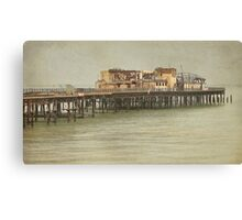 Brighton Pier Canvas Print