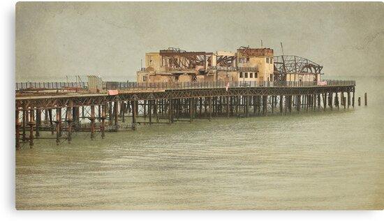Brighton Pier by Patricia Jacobs DPAGB LRPS BPE4