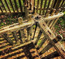 Turnstyle by Simon Duckworth