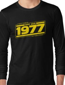 There at the Start Long Sleeve T-Shirt