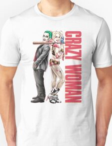 Crazy Woman T-Shirt