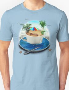 Cup of dreaming Unisex T-Shirt