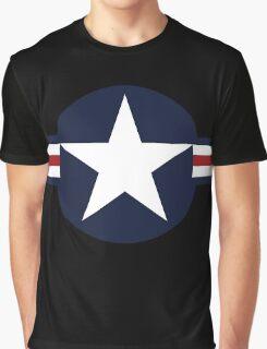 USA Air Force Logo Graphic T-Shirt