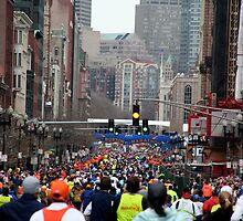 Boston Marathon by TWCreation