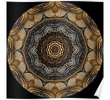 Clockwork Kaleidoscope 03 Poster