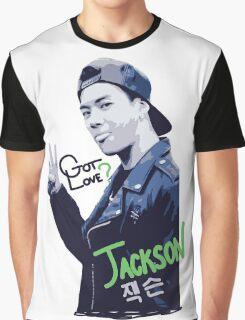 Got7 - Jackson Graphic T-Shirt