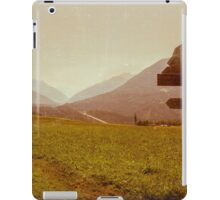 Vintage Holiday iPad Case/Skin