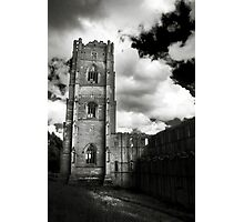 Fountains Abbey, Yorkshire Photographic Print