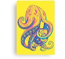 Curls Canvas Print
