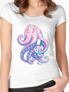 Curls Women's Fitted Scoop T-Shirt