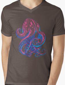 Curls Mens V-Neck T-Shirt
