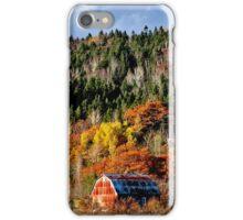 Autumn Rust iPhone Case/Skin