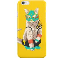 El Gato Asesino iPhone Case/Skin