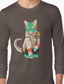El Gato Asesino Long Sleeve T-Shirt