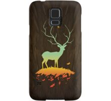 Fawn and Flora Samsung Galaxy Case/Skin