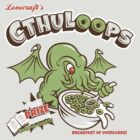 Cthuloops (Original)  by Brandon Wilhelm