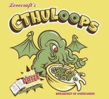 Cthuloops (Original)  Kids Tee