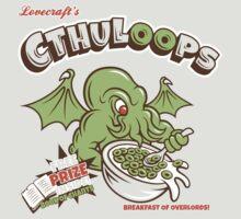 Cthuloops (Original)  by Brandon Wilhelm