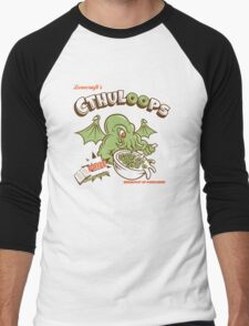 Cthuloops (Original)  Men's Baseball ¾ T-Shirt