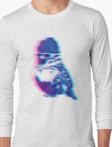 Bird Hair Day Long Sleeve T-Shirt