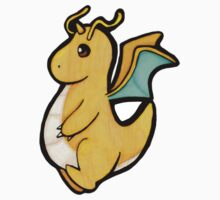Dragonite by TinySkye