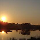 Sunrise on Rattlesnake Bayou.... by zpawpaw