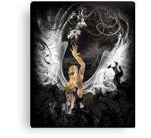 Angel Fire Canvas Print