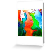 Vibrant Greeting Card