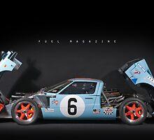 GT40 Race Replica by FuelMagazine