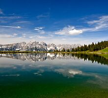 Austria by t-mangosteen