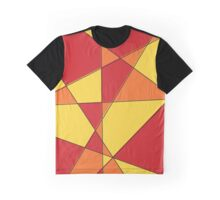 Hot Colors Graphic T-Shirt