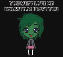 Old Gregg Wants Love by deadlikeus