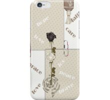 Rose of Hope iPhone Case/Skin