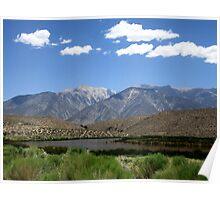 White Mountains Poster