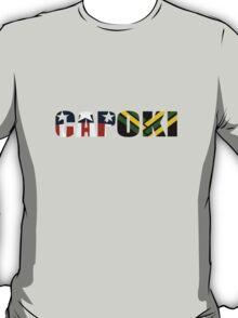 Capoki (colour) T-Shirt