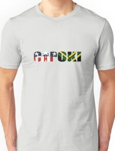 Capoki (colour) Unisex T-Shirt