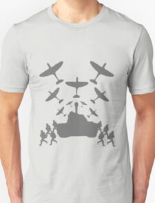 Blitzkrieg, the 'lightning war' T-Shirt