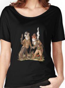 Steampunk Weasels Women's Relaxed Fit T-Shirt