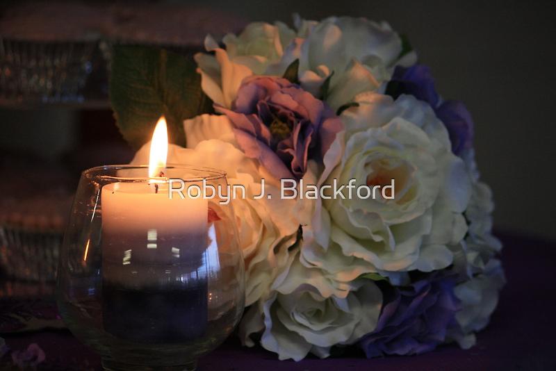 Wedding Candle by aussiebushstick