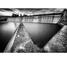Over the Edge Photographic Print