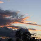 Winter Sunset in Brisbane by aussiebushstick