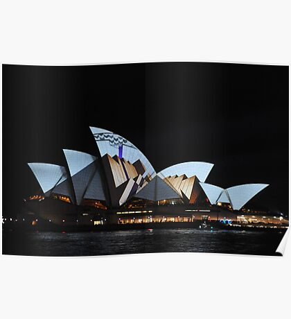 Opera House In Disguise Poster