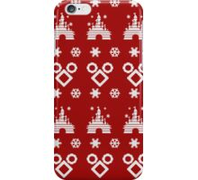 An Ugly Magical Christmas iPhone Case/Skin