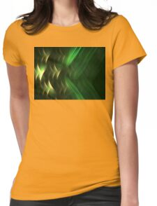 Pine Womens Fitted T-Shirt