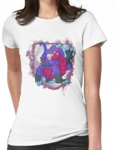 Heraldry Boralion Womens Fitted T-Shirt