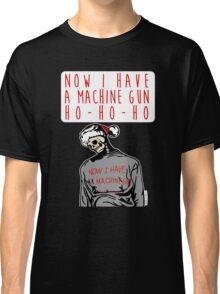 Ho-Ho-Ho Die Hard Christmas Classic T-Shirt