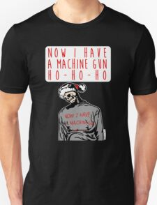 Ho-Ho-Ho Die Hard Christmas T-Shirt