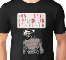 Ho-Ho-Ho Die Hard Christmas Unisex T-Shirt